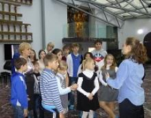Учащиеся кадетских школ и детского дома по направлению «Российского Союза ветеранов» посетили Музей русской иконы