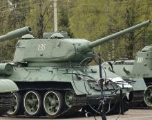 Встреча, посвященная 10-летию открытия музейно-мемориального комплекса «История танка Т-34»