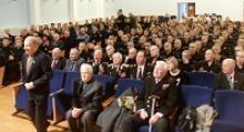 Калининградское областное отделение Российского Союза ветеранов участвовало в организации и проведении Научно-теоретической конференции, посвященной 70-летию начала Нюрнбергского процесса над фашистскими преступниками