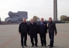 Члены региональных отделений Российского Союза ветеранов активно налаживают сотрудничество с ветеранскими организациями Республики Беларусь
