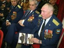 Члены Удмуртского республиканского отделения Российского Союза ветеранов приняли участие в презентации двух военно-патриотических книг, написанных офицерами – ветеранами военной службы