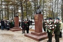 В год 70-летия Великой Победы Удмуртское республиканское отделение Российского Союза ветеранов активно участвует в работе по увековечению памяти легендарных защитников Отечества