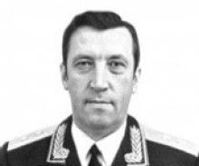 85 лет ветерану Космических войск генерал-лейтенанту Виктору Михайловичу Рюмкину