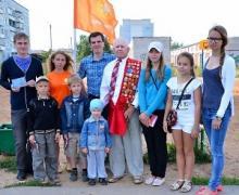 Член Вологодской региональной организации «Российский Союз ветеранов» в «Городе детства»