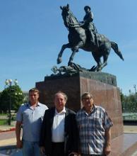 Ветераны Калужской области отметили значимый день в биографии Маршала Советского Союза Г. К. Жукова - 100-летие призыва на службу