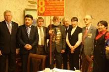Делегация Российского Союза ветеранов почтила подвиг панфиловцев - героев обороны Москвы
