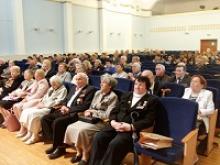Калининградское областное отделение Российского Союза ветеранов провело военно-историческую конференцию, посвященную 70-летию завершения Второй мировой войны и победе СССР над милитаристской Японией