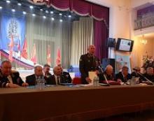 Российский Комитет ветеранов в Культурном центре Российской Армии провёл 27 ноября 2014 года пленум