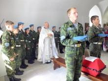 Поисковые отряды Шаховского района и Смоленской области вернули из беспамятности ещё одного героя