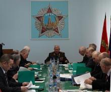 16 февраля 2015 года состоялось заседание президиума Российского Комитета ветеранов