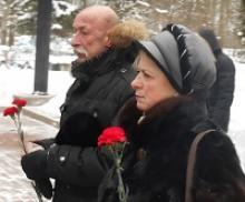 Активисты Вологодского регионального отделения Российский Союз ветеранов участвовали в митинге, посвященном полному снятию блокады Ленинграда