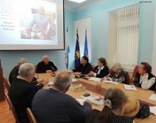 В Доме Российского Союза ветеранов собрались члены Ассоциации потомков советских воинов-добровольцев в Испании
