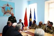 Встреча Председателя Российского Союза ветеранов и членов Российского Комитета ветеранов с представителями ветеранской общественности Кубы