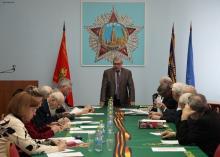 Заседание международной секции Россия-Чехия-Словакия