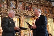 Российский Союз ветеранов и Музей русской иконы заключили соглашение о совместной деятельности