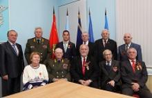 Прием делегации из Венгрии в Российском Союзе ветеранов
