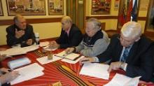Первое в год 60-летия Российского Союза ветеранов заседание общественной комиссии по патриотическому воспитанию граждан