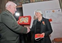 В Словении впервые собрались ветераны из славянских стран
