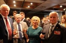 Делегация Российского Союза ветеранов была приглашена на приём в посольство Республики Словакии в честь Дня Конституции этого суверенного государства