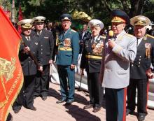 Участие делегации РСВ в праздничных мероприятиях в Крыму и Севастополе 7-10 мая 2014 года
