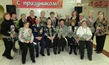 В Тульском областном комитете РСВ состоялся приём вдов ветеранов Великой Отечественной войны и бевых действий.