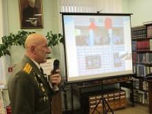 Между вологодскими и новгородскими ветеранами состоялся телемост