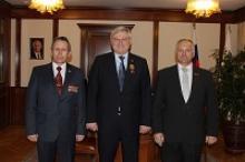 Состоялась Внеочередная конференция Томской областной общественной организации ветеранов войны и военной службы