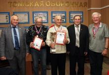 IV турнир ветеранов всех поколений в Томске