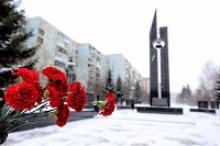 В Томске в годовщину начала оказания Афганистану Советским Союзом интернациональной помощи ветераны и молодёжь почтили память советских воинов
