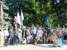 Члены Тульского регионального отделения Российского Союза ветеранов приняли участие в автопробеге «Свято чтим»