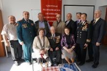 Представители Удмуртского регионального отделения Российского Союза ветеранов приняли участие в мероприятиях в честь 70-летия Великой Победы