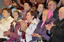 Члены Удмуртского республиканского отделения Российского Союза ветеранов приняли участие в торжественных мероприятиях, посвященных Международному дню пожилых людей