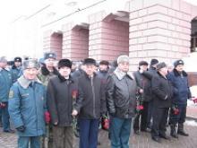 Активисты Удмуртского регионального отделения Российского Союза ветеранов приняли участие в мероприятиях в честь Дня защитника Отечества