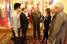 Председатель Российского Союза ветеранов провёл большую беседу с представителями ведущих средств массовой информации Китайской Народной Республики