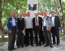 Генерал армии Михаил Алексеевич Моисеев провёл встречу с администрацией Вяземского муниципального района, главами поселений Хабаровской области и ветеранами