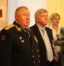 В Калининграде проходит ХIII Международный фестиваль военного кино имени Ю. Н. Озерова.