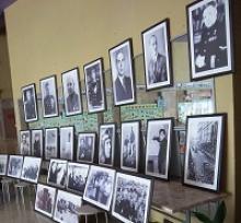 Передвижная выставка фотографий первых Героев Советского Союза и первых героев подвига самопожертвования - в Крыму