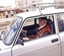 От вологодских ветеранов для участия в праздничных мероприятиях, посвящённых 70-летнему юбилею Великой Победы, в Москву едет 92-летний Алексей Перминов