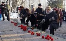 Члены Вологодского регионального отделения «Российский Союз ветеранов» приняли участие в митинге, посвященном 71-летию снятия блокады Ленинграда