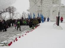 Ветераны Хабаровского края и Еврейской автономной области провели  мемориальные мероприятия на Волочаевской сопке