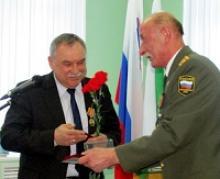 Вручение ордена «За заслуги в ветеранском движении» в Вологодской области