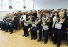 Калининградские ветераны провели встречу трёх поколений защитников Отечества