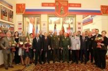 Состоялось первое вручение премии имени Маршала Советского Союза, Героя Советского Союза В. Г. Куликова