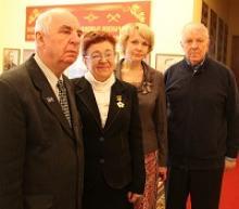 Награждение председателя Общероссийской общественной организации «Комитет солдатских матерей России» Флеры Маликовны Салиховской