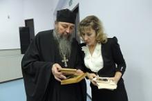 Члены Чувашской республиканской  организации Российский Союз ветеранов активно сотрудничают  со священнослужителями Чебоксарско-Чувашской епархии
