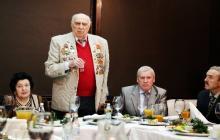 Региональная группа «Россия–Израиль» провела вечер встречи, посвященный 69-й годовщине Победы