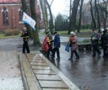 Ветераны Калининградской области отметили День памяти Неизвестного солдата