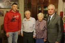 Герою Советского Союза Николаю Михайловичу Григорьеву исполнилось 90 лет