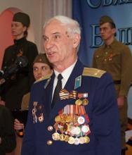 Поздравление от имени ветеранов Тульского областного комитета Российского Союза ветеранов