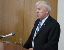 Генерал армии Михаил Алексеевич Моисеев принял участие в работе Первого Дальневосточного гражданского форума
